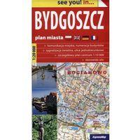 Przewodniki turystyczne, Bydgoszcz see you! in papierowy plan miasta 1:20 000 (opr. miękka)