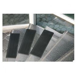 Nakładki na schody - czarne