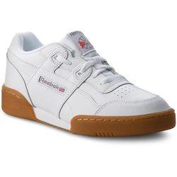 Buty Reebok - Workout Plus CN2243 White/Carbon/Red Gum