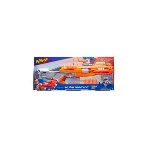 Pozostałe zabawki militarne, Wyrzutnia HASBRO Nerf Accustrike Alphahawk (B7784) + DARMOWY TRANSPORT!