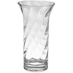 KROSNO HANDMADE CLASSIC ROMANCE Wazon szklany 30 cm