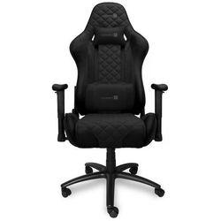 Connect IT fotel gamingowy Monaco Pro, czarny (CGC-1200-BK)