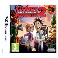 Cloudy with a Chance of Meatballs 2 - Nintendo DS - Akcja
