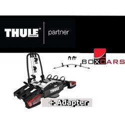 Bagażnik rowerowy na hak Thule 926 + Adapter 9261