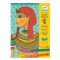 Kreatywne dla dzieci, Zestaw artystyczny Egipska sztuka