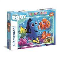 Puzzle, Puzzle SuperColor Gdzie jest Dory 60