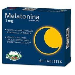 Melatonina 1mg x 60 tabletek