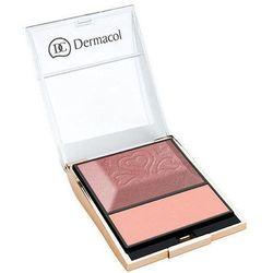 Dermacol Blush & Illuminator róż do policzków z rozświetlaczem odcień 02 9 g