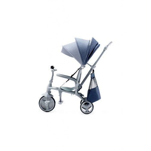 Rowerki trójkołowe, Rowerek trójkołowy Jazz denim 5Y36C7 Oferta ważna tylko do 2023-04-15