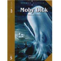 Literatura młodzieżowa, Moby Dick /CD gratis/ (opr. miękka)