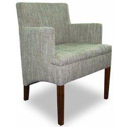 Fotel tapicerowany Toruń Skośny 84 cm