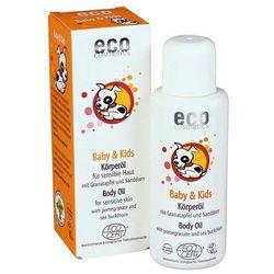 Olejek do ciała dla dzieci i niemowląt, 100 ml Eco-Cosmetics
