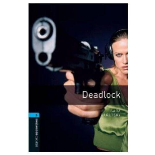 Książki do nauki języka, Deadlock The Oxford Bookworms Library Stage 5
