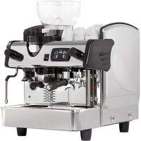 Ekspresy gastronomiczne, Ekspres ciśnieniowy do kawy 1-grupowy z młynkiem STALGAST 486400