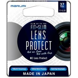 MARUMI Fit + Slim Filtr fotograficzny Lens Protect 37mm