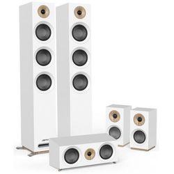 Zestaw głośników JAMO S-809 HCS Biały + Zamów z DOSTAWĄ JUTRO!