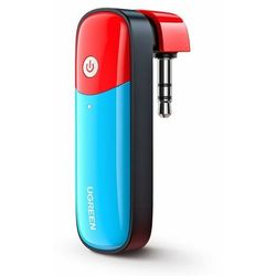 Ugreen adapter nadajnik transmiter Bluetooth 5.0 aptX 3,5 mm mini jack do Nintendo Switch (80188)