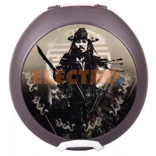 Pudełka i portfele na płyty, Etui na 16 cd ARKAS Disney - Piraci z Karaibów