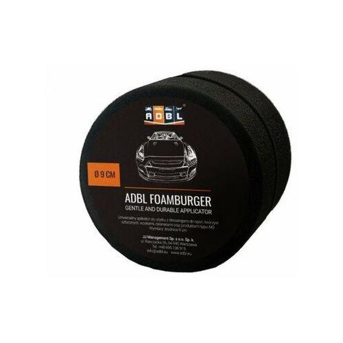 Pozostałe kosmetyki samochodowe, ADBL Foamburger aplikator do dressingu