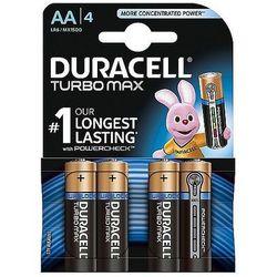 Baterie alkaliczne Duracell Turbo AA LR6 1,5V, 4 + 2szt.