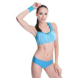 Biustonosz sportowy Julimex Skip Sport niebieski - niebieski