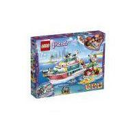 Łodzie i statki dla dzieci, Lego FRIENDS 41381 Łódź ratunkowa