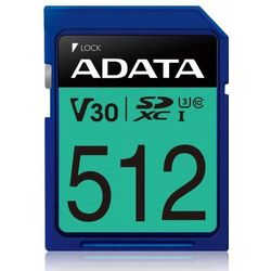 Karta pamięci ADATA SDXC Premier Pro 512GB