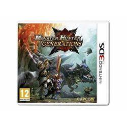 Gra 3DS Monster Hunter Generations