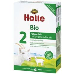 HOLLE - Mleko 2 Dla Niemowląt Na Bazie Mleka Koziego od 6 miesiąca 400g EKO