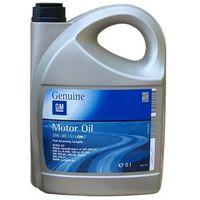 Oleje silnikowe, OLEJ 5W30 GM 5L