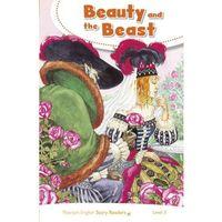 Książki do nauki języka, PESR Beauty and the Beast Pearson English Story Readers (9-11 lat) (opr. miękka)
