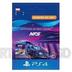 Need for Speed Heat Ulepszenie do Edycji Deluxe [kod aktywacyjny]