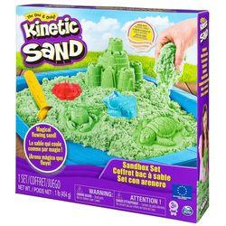 Piasek kinetyczny, zielony Kinetic Sand