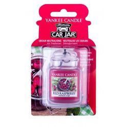 Zapach YANKEE car jar ultimate Red Raspberry - YCJURR