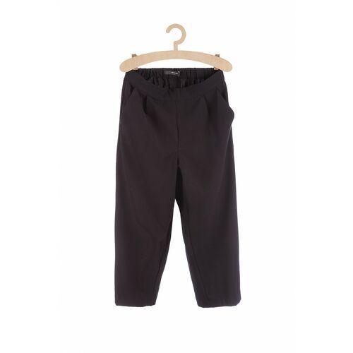 Pozostała odzież damska, Czarne spodnie damskie 8L38AT Oferta ważna tylko do 2031-10-04