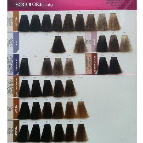 Farbowanie włosów, Matrix Socolor Beauty pielęgnująca farba do włosów odcień 4N (Medium Brown Neutral) 90 ml