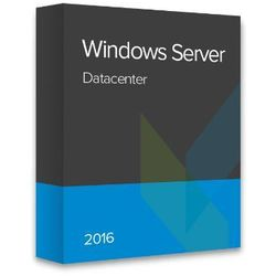 Windows Server 2016 Datacenter elektroniczny certyfikat