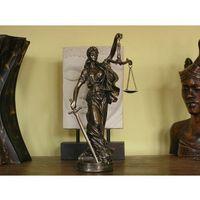 Rzeźby i figurki, PIĘKNA FIGURKA TEMIDY- SYMBOL SPRAWIEDLIWOŚCI VERONESE