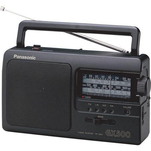 Radioodbiorniki, Panasonic RF-3500