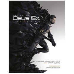 The Art of Deus Ex Universe Davies, Paul