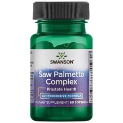 Swanson Saw Palmetto Complex 60 kapsułek
