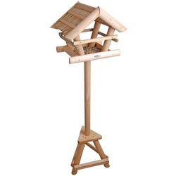 Esschert Design Karmnik dla ptaków kryty strzechą, pudełko prezentowe Darmowa wysyłka i zwroty