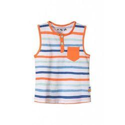 Bluzka niemowlęca bez rękawów 5I3207