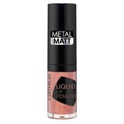 Liquid Lip Powder Metal Mat płynny puder do ust 010 Copper & Spice 6ml
