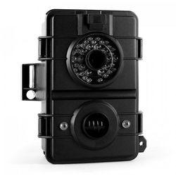 DURAMAXX Grizzly 3.0 Przyrodniczy aparat do fotografowania zwierząt Lampa błyskowa na podczerwień 8 MP SD Wyjście TV Wideo HD czarna