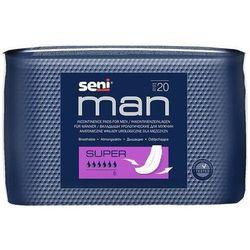 SENI MAN SUPER Wkładki urologiczne x 20 sztuk