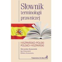 E-booki, Słownik terminologii prawniczej hiszpańsko-polski polsko-hiszpański