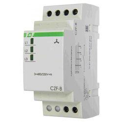 Przekaźnik zaniku i asymetrii faz F&f 10A 1Z 4sek 55V CZF-B F&f