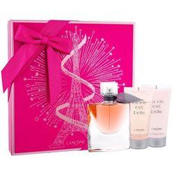 Lancome La Vie Est Belle zestaw Edp 50ml + 50ml Balsam + 50ml Żel pod prysznic dla kobiet