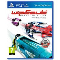 Gry na PlayStation 4, WipEout Omega Collection (PS4)